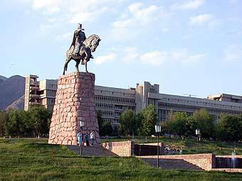 Худжанд. Города Таджикистана