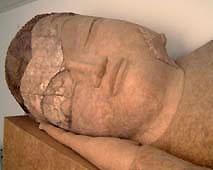 Спящий Будда. Будда в Нирване