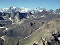 The Fann Mountains in Tajikistan