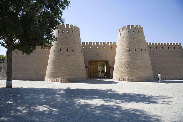 Музей археологии и фортификации г. Худжанда. Музеи Таджикистана