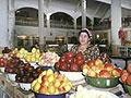 Фотографии Таджикистана. Базар Панчшанбе, Худжанд